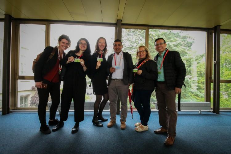 Notre délégation à la Conférence internationale du Travail