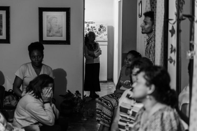 Les travailleuses doméstiques de Medellin s'organisent pour défendre leurs droits.