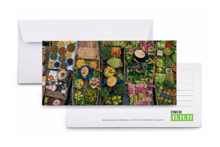 Les cartes postales panoramiques... tour du monde